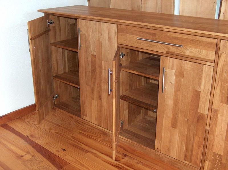 m bel wohn esszimmer sideboard schreinerei h fle ihr schreiner mit ideen. Black Bedroom Furniture Sets. Home Design Ideas